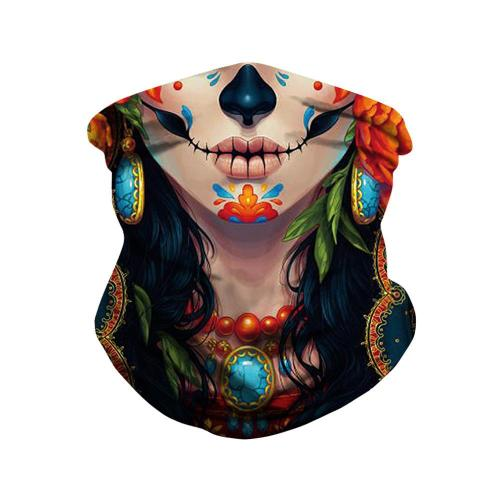 Clown Style Face Shield