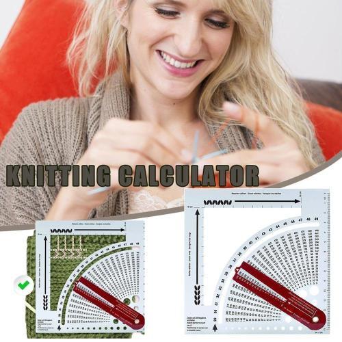 Knitting Gauge Converter