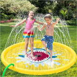 Summer Clearance Sale! Inflatable Splash Water Mat