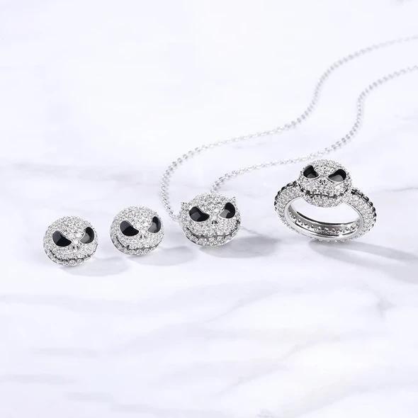 Halloween Skull Jewelry