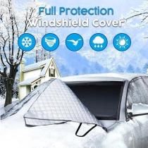 Universal Premium Windshield Snow Cover Sunshade