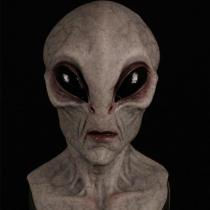 Alien Mask Halloween Costume
