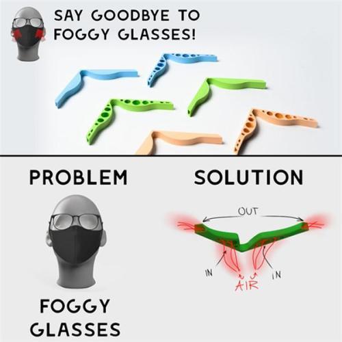 Accessory for masks (5 PCS) -Prevent Eyeglasses From Fogging