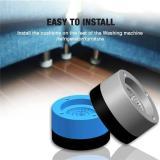 4PCS Anti-slip And Noise-reducing Washing Machine Feet