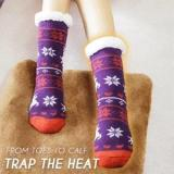 Extra-warm House-stay Indoor Socks