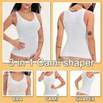 3-In-1 Slimming Cami Shaper Revolutionary Shapewear