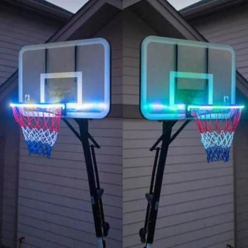 Hoop Light LED Lit Basketball Rim