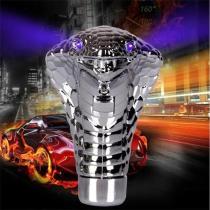 LED Light Cobra Car Modified Gearshift Head