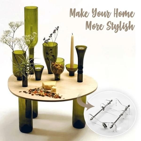 Glass Bottle Cutter DIY Tools Creative Handicrafts