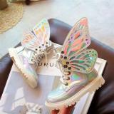 Children Angel Wings Martin Boots