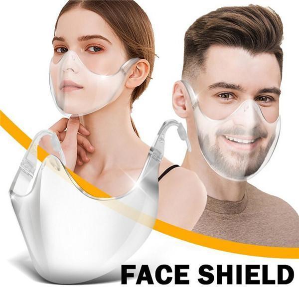 Radical Alternative Transparent Shield