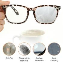 Clear View Anti-Fog Wet Tissue(50 Pcs)