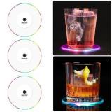 LED Light Up Drinking Coasters
