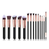 Premium Makeup Brushes 14 PCS With Storage Bag