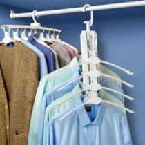 Multifunctional Clothing Folding Hanger Racks