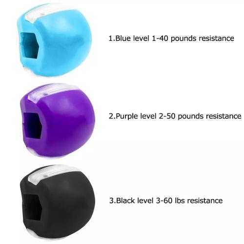 JawLine Exercise Ball