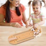 Mini Bowling Table Game   Perfect for Kids & Adults