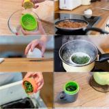 Multifunctional Food Grade Silicone Colander