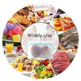 New Food Grade Reusable Silicone Bag (3Pcs/Set)