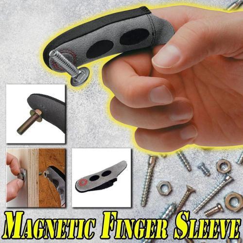 Magnetic Finger Sleeve