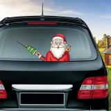 Car Wiper Christmas Decal Stickers