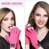 Warm Touch Screen Phone Bluetooth Speaker Gloves