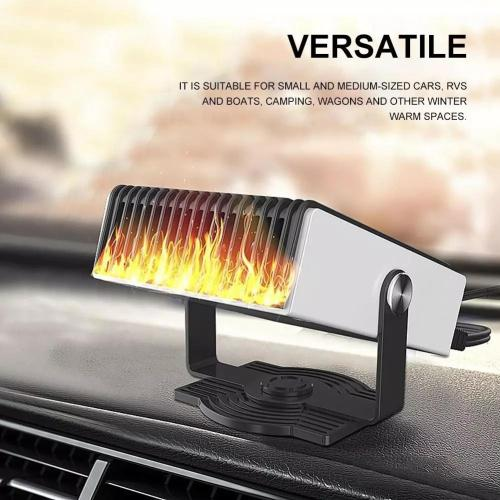 12V Car Truck Auto Heater Window Demister Defroster