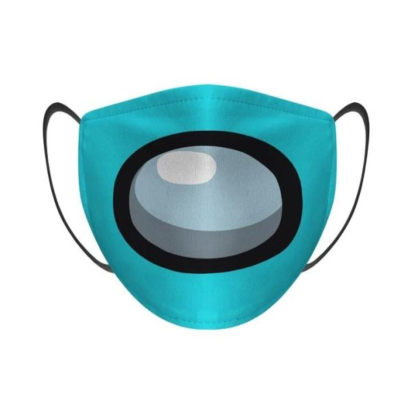 Among Us Printed Cloth Face Mask