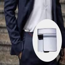 Elastic Belt Clamp Mini Pop Buckle