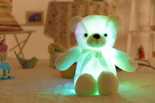 LED Teddy Bear Plush Toy