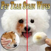 Pet Tear Stain Wipes