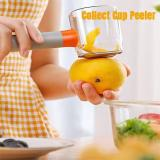 Multi-function Collect Cup Peeler