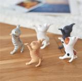 Cartoon Cat Decoration, Ornaments Supplies