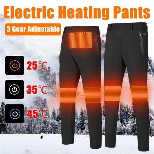 Self Heating Thermal Pants
