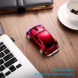 Wireless Cute Style Car Model Mouse Gaming Mice With USB