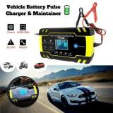 VEHICLE BATTERY PULSE CHARGER & MAINTAINER