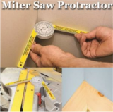 Professional Miter Protractor