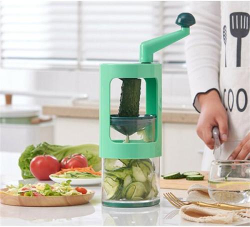 Multifunctional Manual Vegetable Grating Slicer