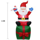 LED Giant Christmas Tree inflatable (US/EU PLUS)