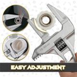 Super Wide Adjustable Wrench