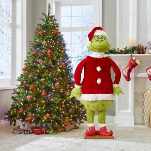 Christmas Ornament The Lifelike Animated Grinch
