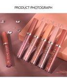 6Pcs/set Matte Lip Gloss Set Liquid Lipstick