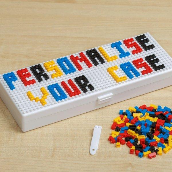 DIY Puzzle Pencil Case