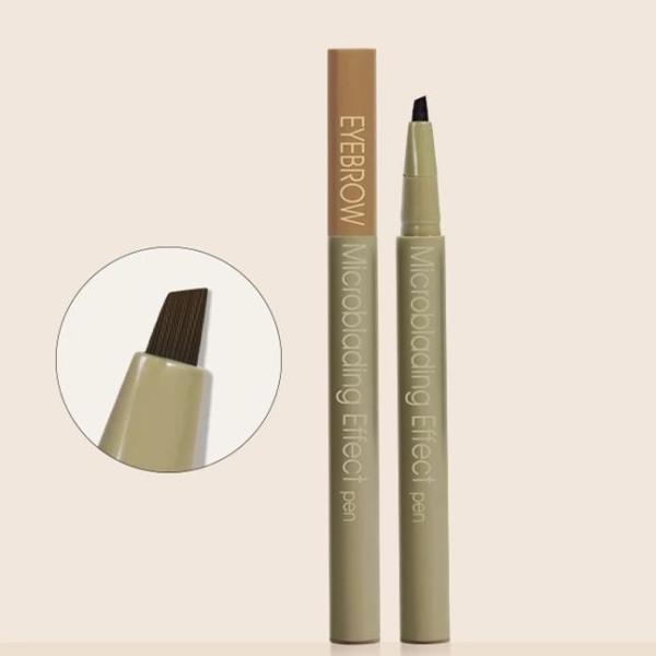 New Blade Shape Long Lasting Waterproof  Eyebrow Pencil