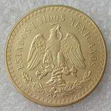 Mexico 50 Pesos Coin (1921-1947)