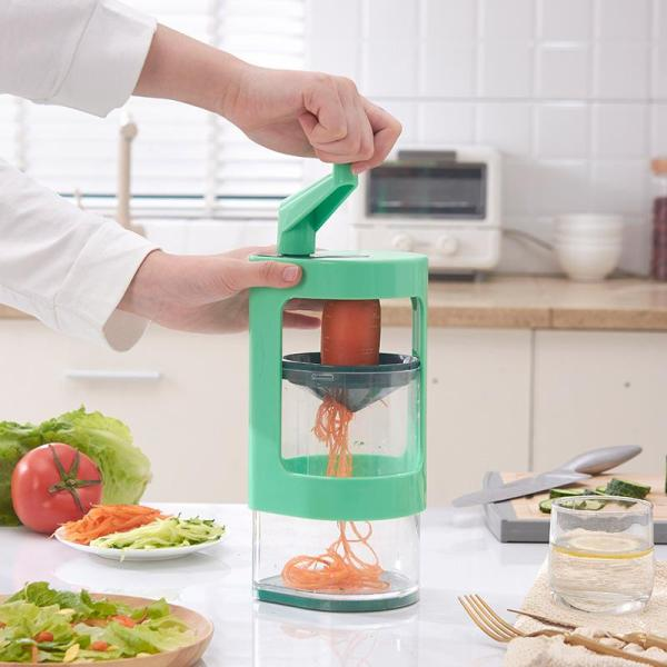 【New Style】 Hand-operated household vegetable cutter