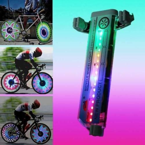 3D BICYCLE SPOKE LED LIGHTS