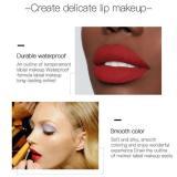 36 Colors Waterproof Non-marking Lipstick Liner Pencil
