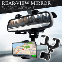 [2021 New Release] 🚗Car Rear-view Mirror Phone Mount