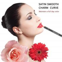 36 Colors Waterproof Non-marking Lipstick Liner Pencil